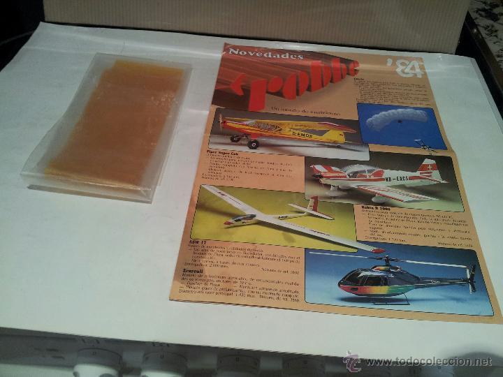 Radio Control: helicoptero play boy radio control motor gasolina repuestos y piezas ver fotos - Foto 10 - 51110418