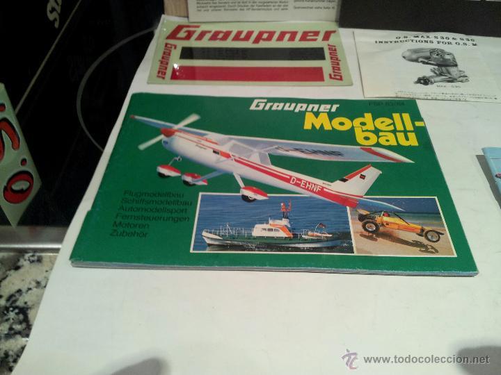 Radio Control: helicoptero play boy radio control motor gasolina repuestos y piezas ver fotos - Foto 11 - 51110418