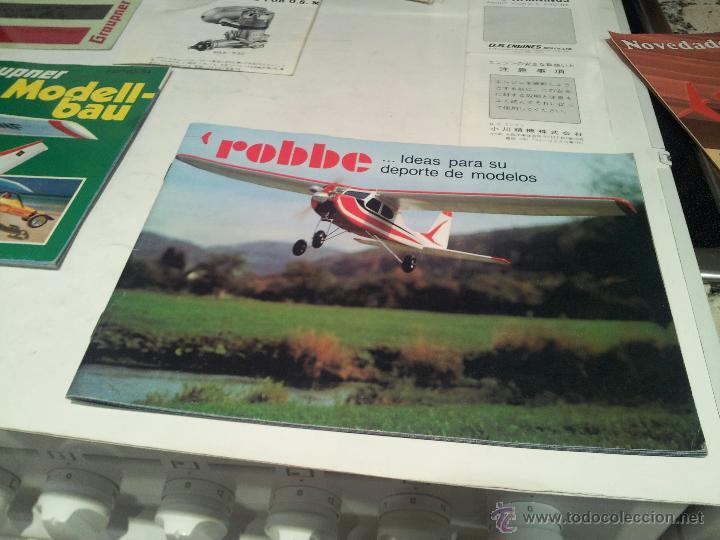 Radio Control: helicoptero play boy radio control motor gasolina repuestos y piezas ver fotos - Foto 12 - 51110418