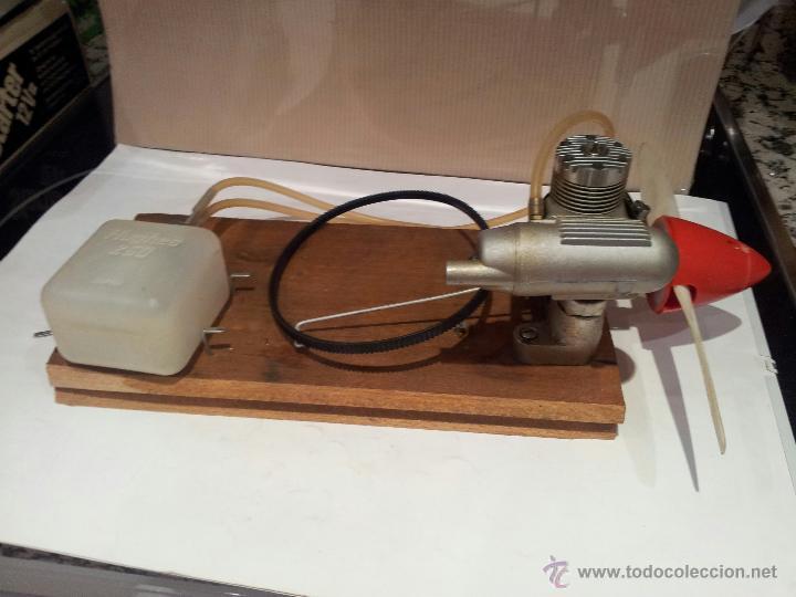 Radio Control: helicoptero play boy radio control motor gasolina repuestos y piezas ver fotos - Foto 18 - 51110418