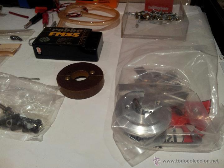 Radio Control: helicoptero play boy radio control motor gasolina repuestos y piezas ver fotos - Foto 41 - 51110418