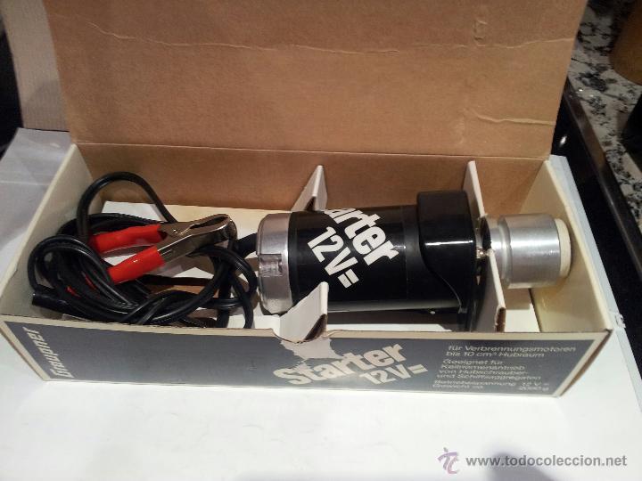 Radio Control: helicoptero play boy radio control motor gasolina repuestos y piezas ver fotos - Foto 49 - 51110418