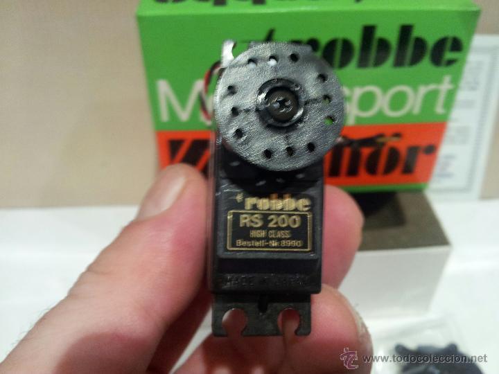 Radio Control: helicoptero play boy radio control motor gasolina repuestos y piezas ver fotos - Foto 58 - 51110418