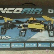 Radio Control: DRON NINCO AIR QU'A DRONE - MULTIPLES FUNCIONES, 2,4 GHZ; INCLUYE RECAMBIOS. Lote 53067104