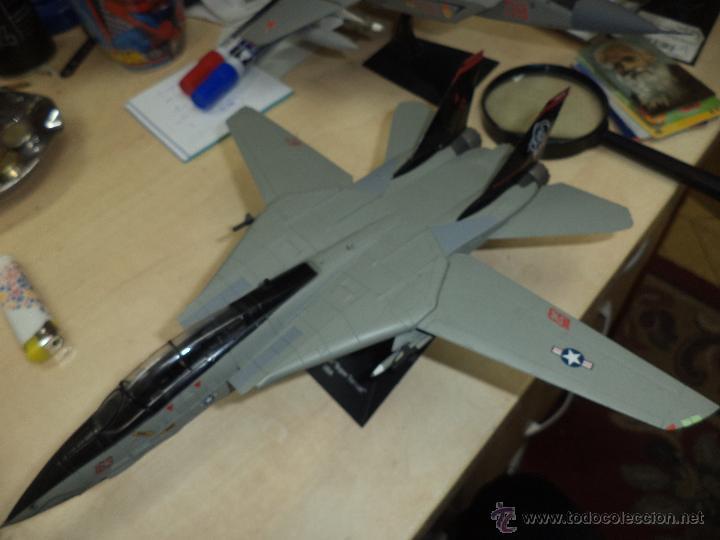 GRUMMAN F-14 D SUPER TOMCAT.ESC.1/72.US NAVY. (Juguetes - Modelismo y Radiocontrol - Radiocontrol - Aviones y Helicópteros)