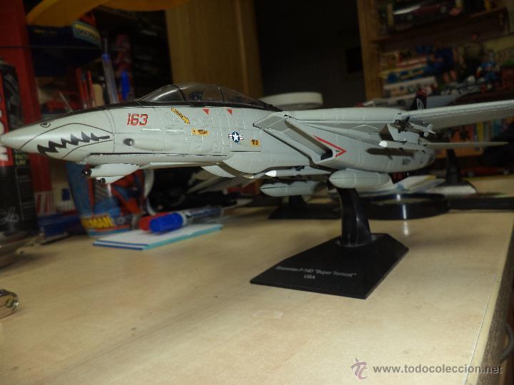 Radio Control: Grumman F-14 D Super Tomcat.Esc.1/72.US NAVY. - Foto 2 - 53987274