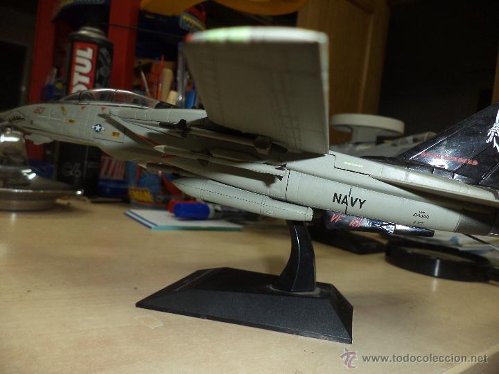 Radio Control: Grumman F-14 D Super Tomcat.Esc.1/72.US NAVY. - Foto 3 - 53987274