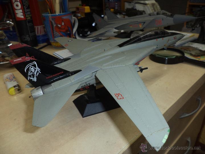 Radio Control: Grumman F-14 D Super Tomcat.Esc.1/72.US NAVY. - Foto 5 - 53987274