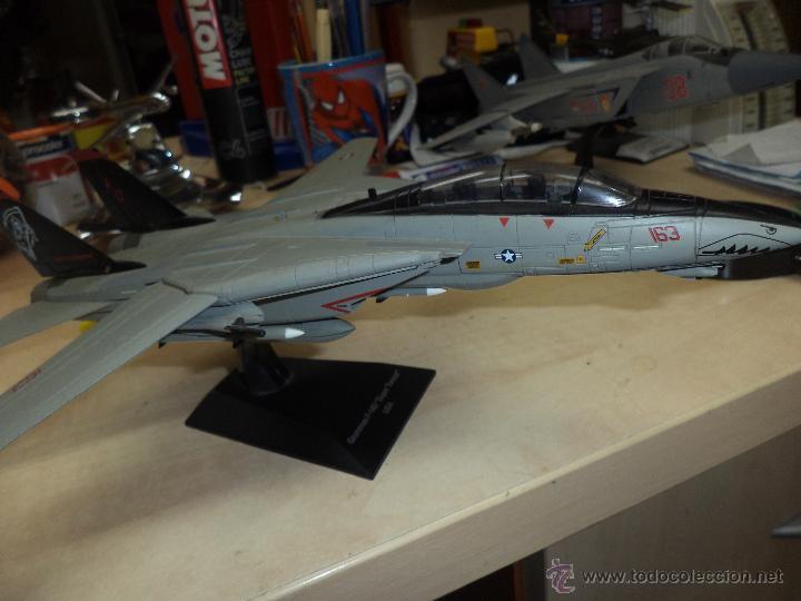 Radio Control: Grumman F-14 D Super Tomcat.Esc.1/72.US NAVY. - Foto 6 - 53987274