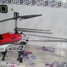 Radio Control: 2 HELICOPTERO GRANDE LEXURY DIGITAL R/C CO/AXIAL DUAL PROPELLER - CON REPUESTOS COMO PARA HACER OTRO. Lote 54605533