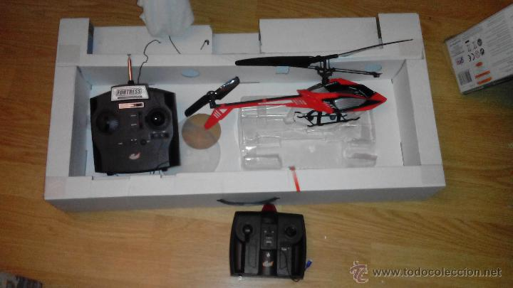 Radio Control: helicoptero - nanocoptero xl viper - air raiders (incompleto) - Foto 2 - 54678760
