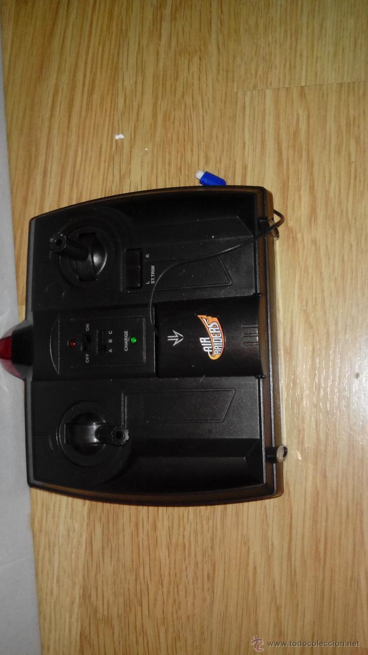 Radio Control: helicoptero - nanocoptero xl viper - air raiders (incompleto) - Foto 3 - 54678760