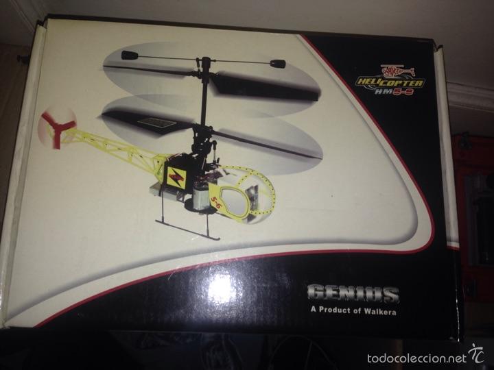 HELICÓPTERO TELEDIRIGIDO (Juguetes - Modelismo y Radiocontrol - Radiocontrol - Aviones y Helicópteros)