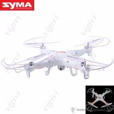 Radio Control: SYMA X5C-1 4CH 6-AXIS 2.4GRC DRONES QUADCOPTER 2MP CAMERA 3D FLIP-DRON CON CAMARA. Lote 54742839