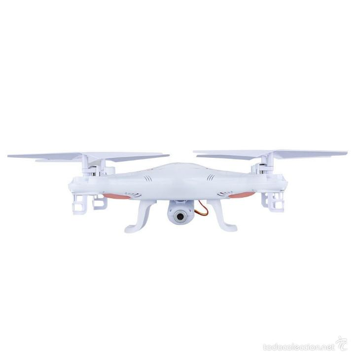 Radio Control: Syma X5C Exlorers 2.4G - Dron Quadcopter de 6 ejes con control remoto y cámara HD - Foto 4 - 56035492