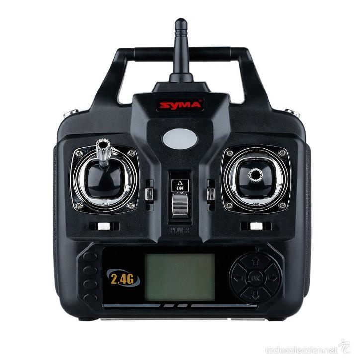 Radio Control: Syma X5C Exlorers 2.4G - Dron Quadcopter de 6 ejes con control remoto y cámara HD - Foto 6 - 56035492