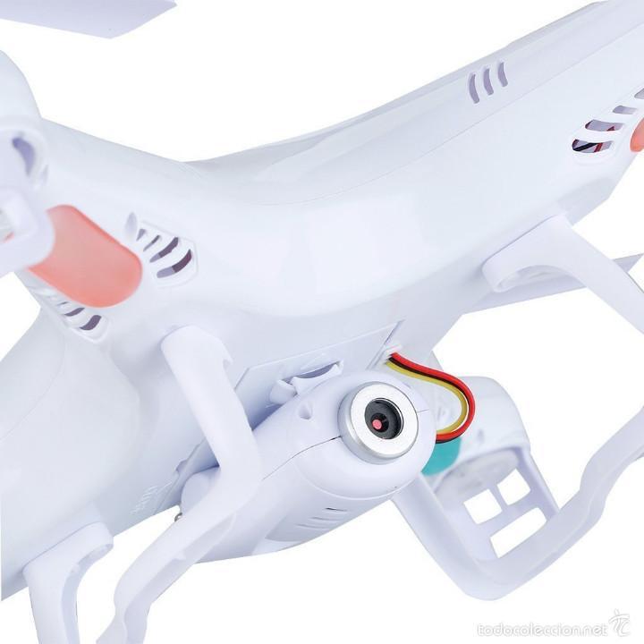 Radio Control: Syma X5C Exlorers 2.4G - Dron Quadcopter de 6 ejes con control remoto y cámara HD - Foto 7 - 56035492