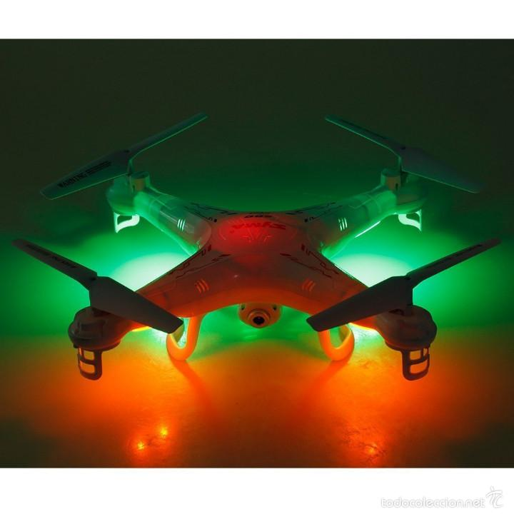 Radio Control: Syma X5C Exlorers 2.4G - Dron Quadcopter de 6 ejes con control remoto y cámara HD - Foto 8 - 56035492