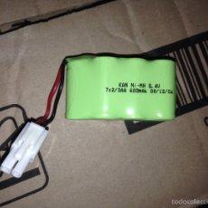 Radio Control: BATERIA DE AVION RADIO CONTROL. Lote 56090901