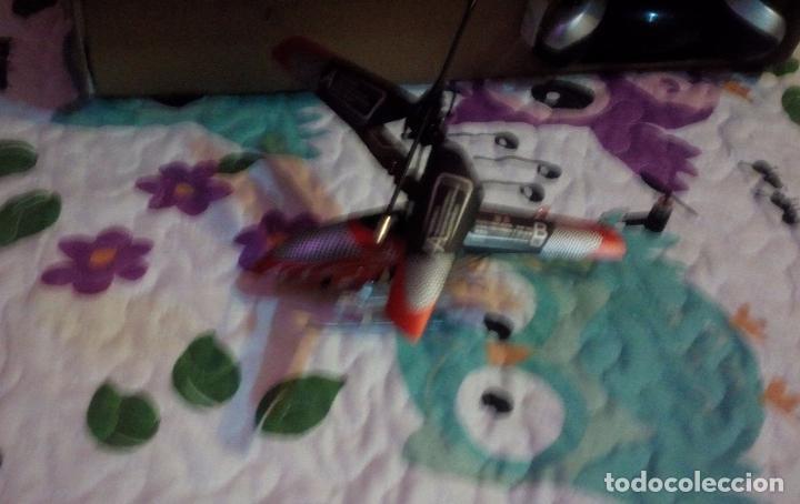 Radio Control: Helicóptero con control remoto en metal Aviator - Foto 4 - 62224800