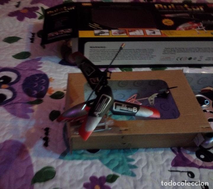 Radio Control: Helicóptero con control remoto en metal Aviator - Foto 5 - 62224800