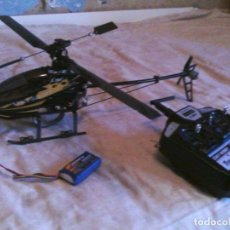 Radio Control: HONEY BEE CP 3D AEROBATIC TRAINING HELICOPTER. Lote 65823438