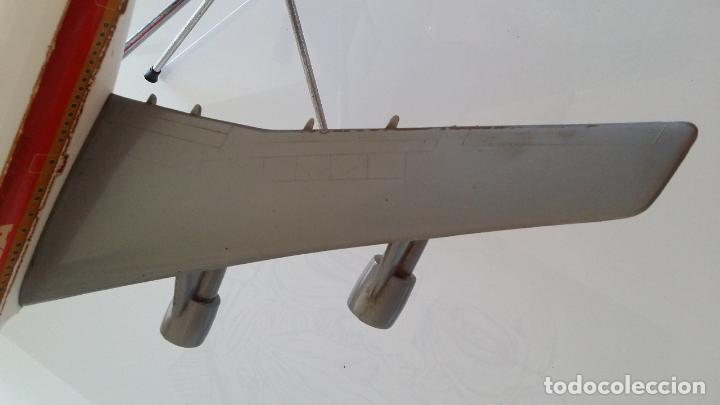 Radio Control: ANTIGUO AVIÓN DE AGENCIA DE VIAJES BOEING 747 IBERIA ESCALA 1/100 - Foto 8 - 189105390