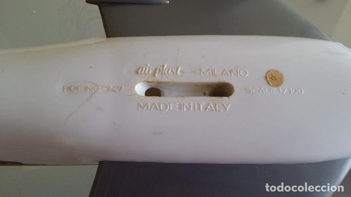 Radio Control: ANTIGUO AVIÓN DE AGENCIA DE VIAJES BOEING 747 IBERIA ESCALA 1/100 - Foto 12 - 189105390