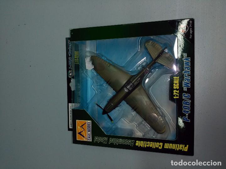 P-40 B/C WARHAWK, SOVIET. EASY MODEL 37206 1/72 (Juguetes - Modelismo y Radiocontrol - Radiocontrol - Aviones y Helicópteros)