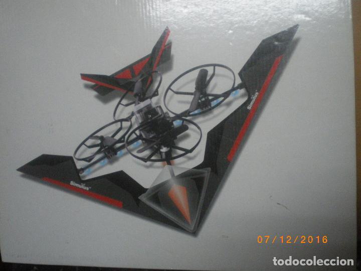 DRON QUADRICOPTER QUADCOPTER (Juguetes - Modelismo y Radiocontrol - Radiocontrol - Aviones y Helicópteros)