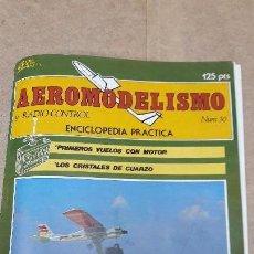 Radio Control: REVISTA AEROMODELISMO Y RADIO CONTROL NÚMERO 30. Lote 89165824