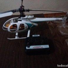 Radio Control: HELICÓPTERO RADIOCONTROL INNOVATOR MD 530,FALTA BATERIA Y CARGADOR 65 CMS LARGO.. Lote 89465272