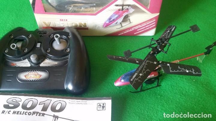 MINI HELICOPTERO RC SYMA S010 3 CANALES (Juguetes - Modelismo y Radiocontrol - Radiocontrol - Aviones y Helicópteros)