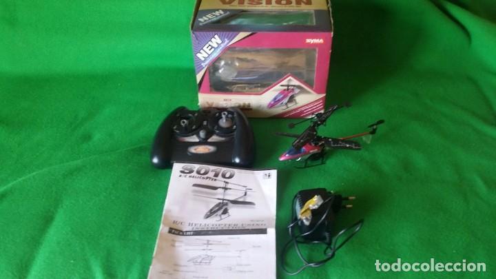 Radio Control: Mini Helicoptero RC Syma S010 3 Canales - Foto 2 - 91937940