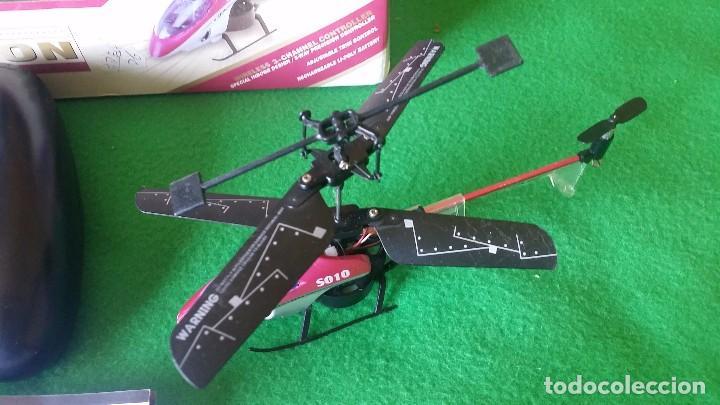 Radio Control: Mini Helicoptero RC Syma S010 3 Canales - Foto 4 - 91937940