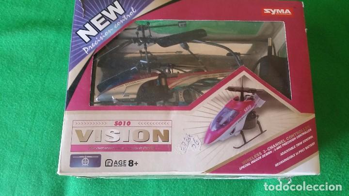 Radio Control: Mini Helicoptero RC Syma S010 3 Canales - Foto 6 - 91937940