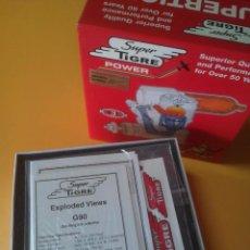Radio Control: MOTOR 90 DE 2 TIEMPOS SUPER TIGRE NUEVO . Lote 154932345