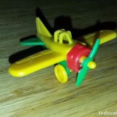 Radio Control: BRUDER CURTIS SINGLE ENGINE PLASTIC AIRPLANE TOY MODEL. Lote 95474003