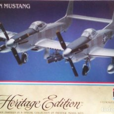 Radio Control: NORTH AMERICAN F-82 TWIN MUSTANG (DAY/NIGHT FIGHTER) 1/72 MONOGRAM. Lote 96329527