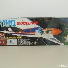 Radio Control: BRAVO MODELHOB. ORIGINAL AÑOS 80/90. NUEVO, A ESTRENAR!. Lote 100975019