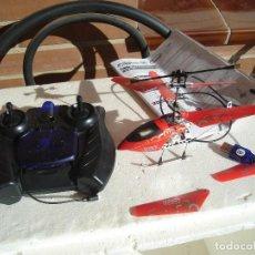 Radio Control: HELICOPTERO RADIO CONTROL PARA PIEZAS O PARA REPARAR.. Lote 101673159
