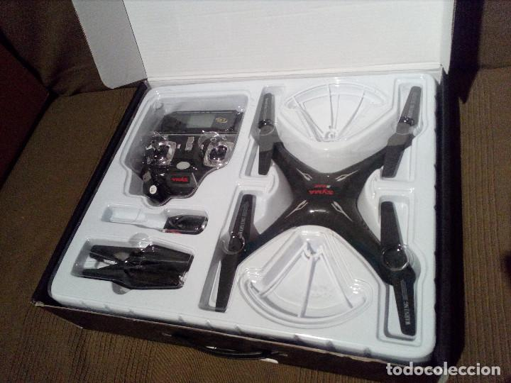 Radio Control: DRONE. Syma X5SC Explorers 2 - GYRO 2.4G.Control remoto.Con camara.- Color Negro. - Foto 3 - 106008499