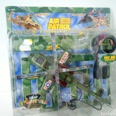 Radio Control: A ESTRENAR! AIR PATROL CON SONIDO Y MOVIMIENTO DE HELICE MAS INSIMNIA USAF. Lote 106928978