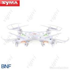 Radio Control: SYMA X5C 4 CANALES DE 6 EJES GYRO 2,4 GHZ RC QUADCOPTER DRON BNF-SIN MANDO NI CÁMARA. Lote 157243180