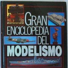Radio Control: AVIACIÓN TÉCNICAS BÁSICAS - GRAN ENCICLOPEDIA DEL MODELISMO - NUEVA LENTE 1987 - VER INDICE. Lote 111369951