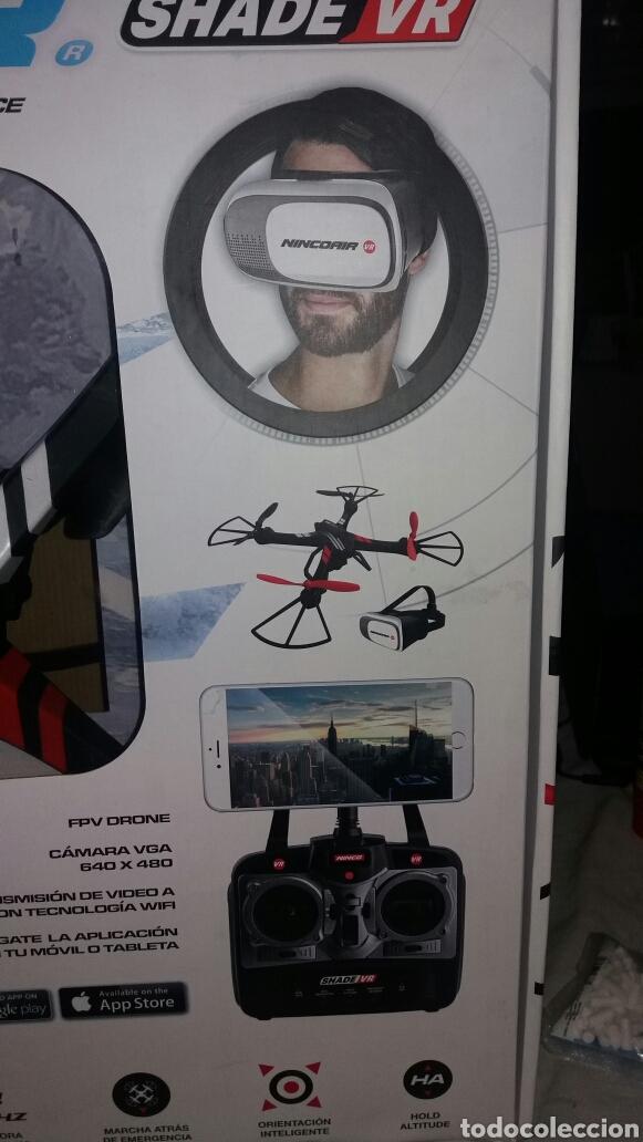 Radio Control: DRON NICONAIR SHADE VR - Foto 2 - 111631191