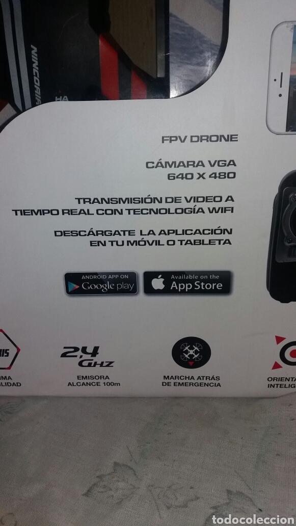 Radio Control: DRON NICONAIR SHADE VR - Foto 3 - 111631191