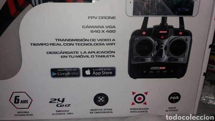 Radio Control: DRON NICONAIR SHADE VR - Foto 4 - 111631191