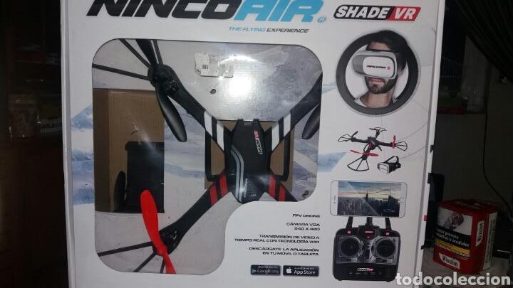 DRON NICONAIR SHADE VR (Juguetes - Modelismo y Radiocontrol - Radiocontrol - Aviones y Helicópteros)