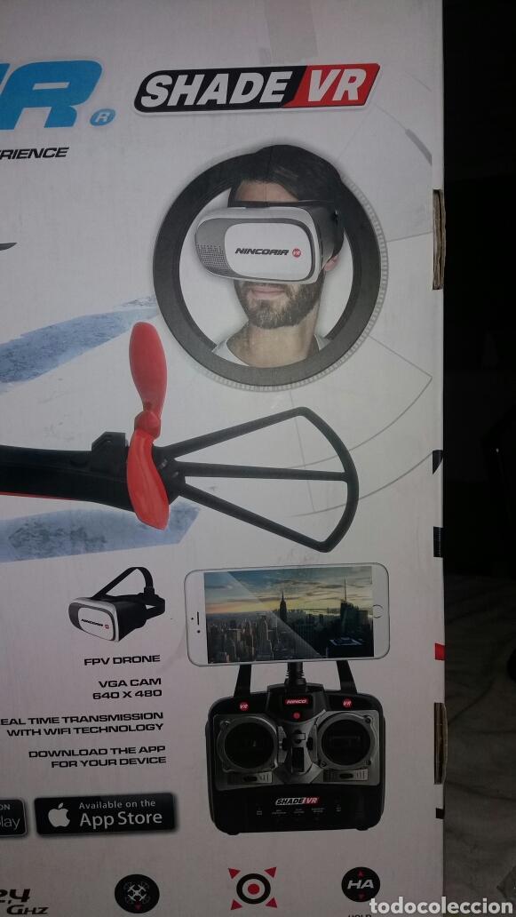 Radio Control: DRON NICONAIR SHADE VR - Foto 7 - 111631191